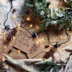 visačky na vianočné darčeky