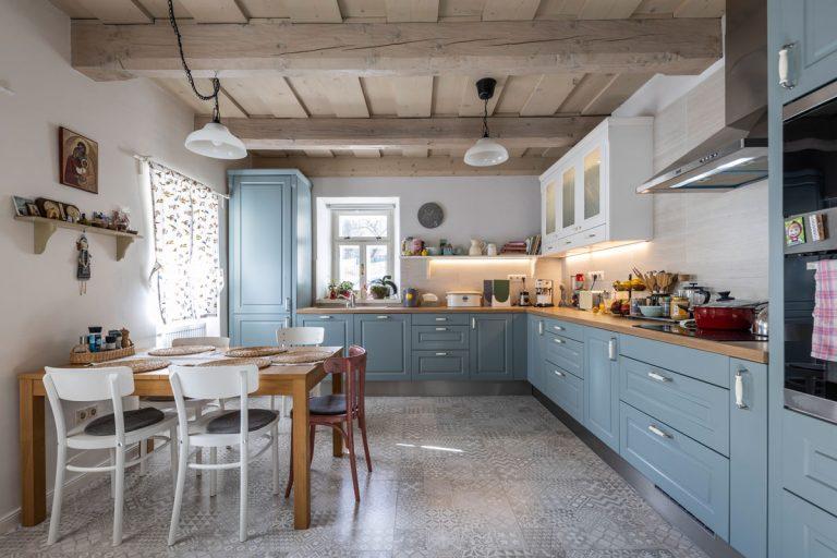 Najobľúbenejšie interiéry roka 2020: zrekonštruovaný banícky dom