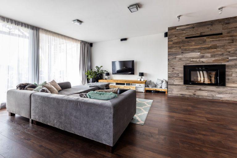 Najobľúbenejšie interiéry roka 2020: rodinný dom v štýle moderného vidieka