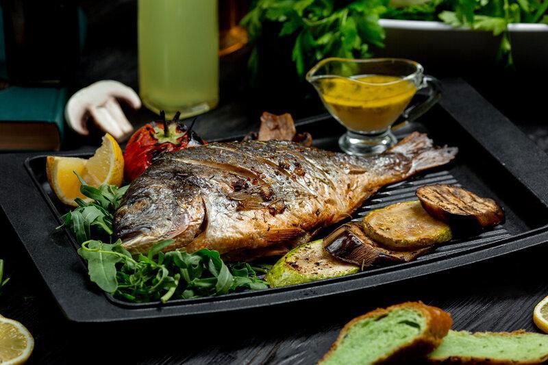 Recept na vyprážanú rybu pre diabetikov