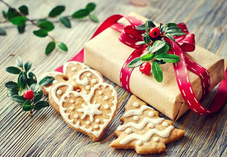 Došla vám fantázia ako zabaliť darčeky pod stromček? Tu je niekoľko tipov