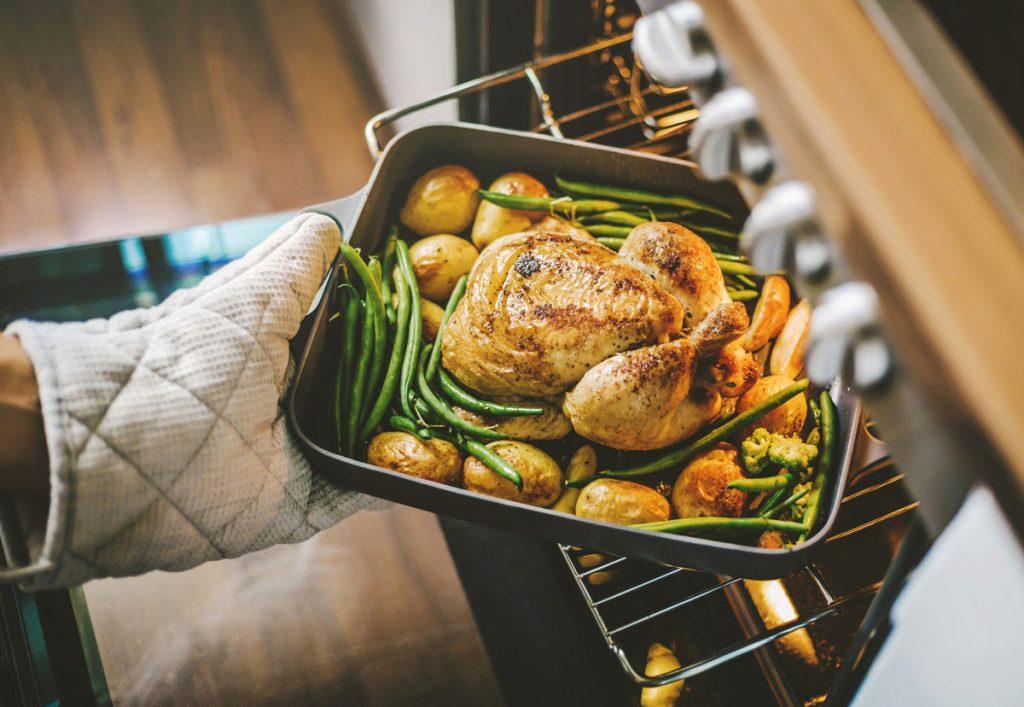 Ekologická domácnosť a šetrenie: efektné varenie a pečenie