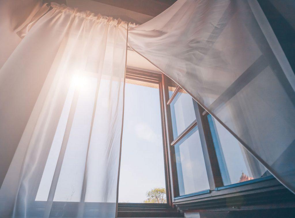Šetrenie energií v domácnosti: vetranie