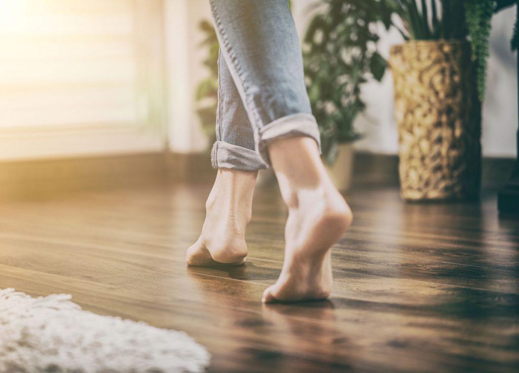 Šetrenie energií v domácnosti: vykurovanie podlahou
