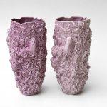Mira Podmanická a Markéta Nováková: dizajnové vázy z porcelánu