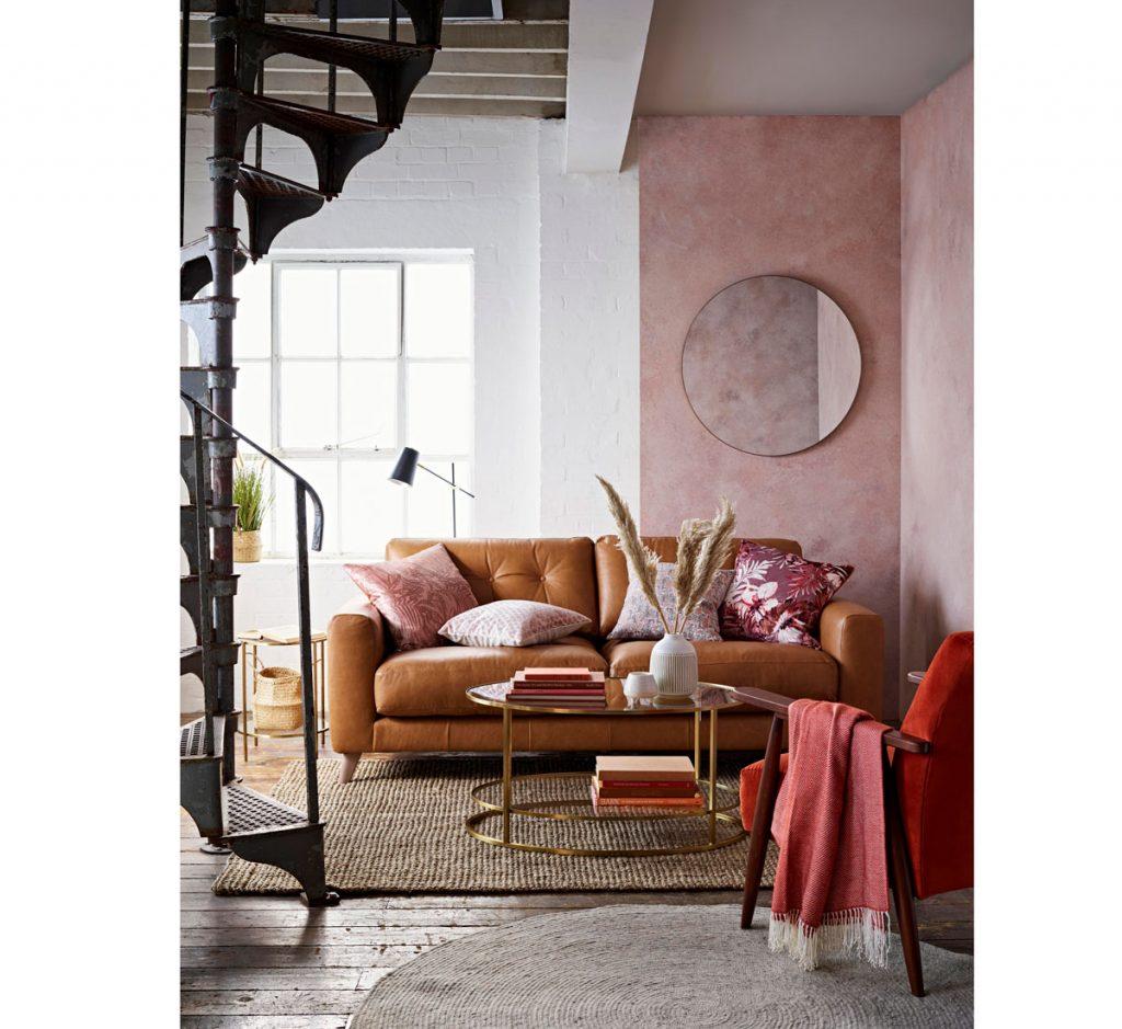 šesť trendov pre obývačky: v nadčasovom klasickom štýle v zemitých odtieňoch