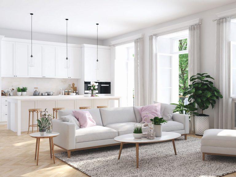 6 dizajnov, v ktorých vaša obývačka nebude mať konkurenciu