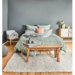 Farebné interiérové trendy: Spálňa v šalviovej farbe