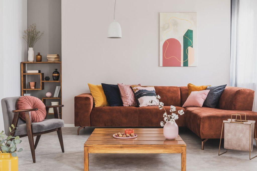Vyfarbite sa! 12 trendy odtieňov pre váš interiér, ktoré musíte vyskúšať
