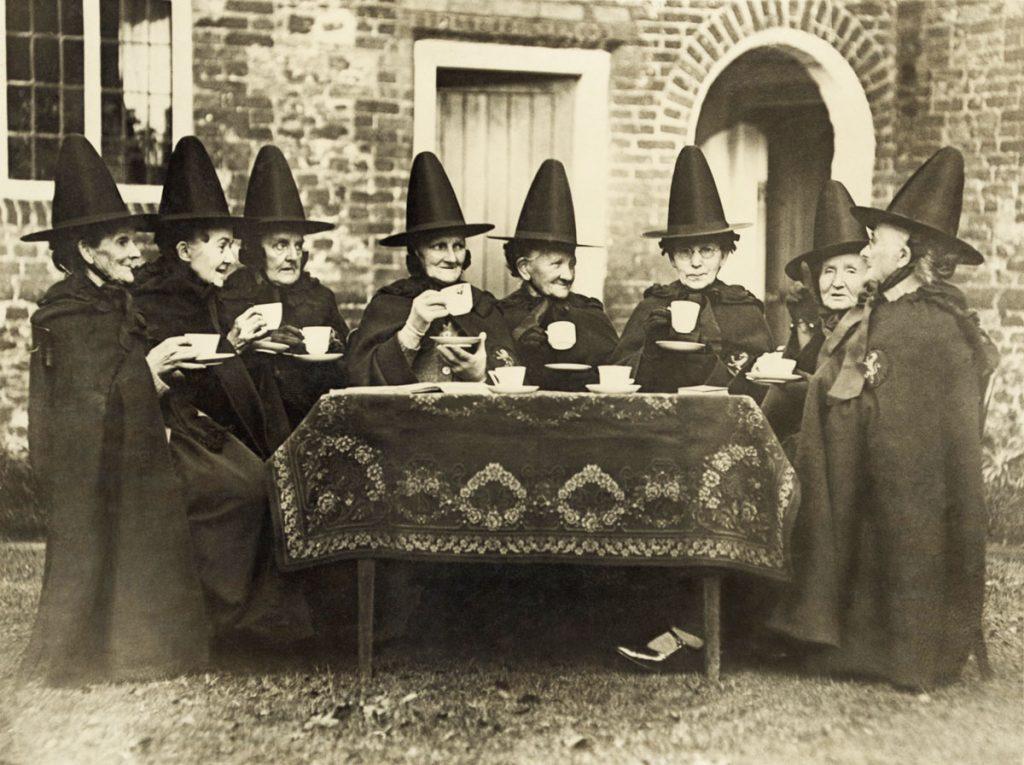 Veľkonočné tradície na Slovensku: čarodejnice