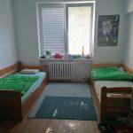premena panelákovej detskej izby: pôvodný stav