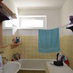 Kúpeľňa pred rekonštrukciou