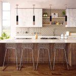 kuchyňa s otvorenými policami