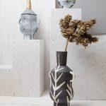 Keramická váza Kassena z kolekcie Ancient memories od Lindy Vikovej