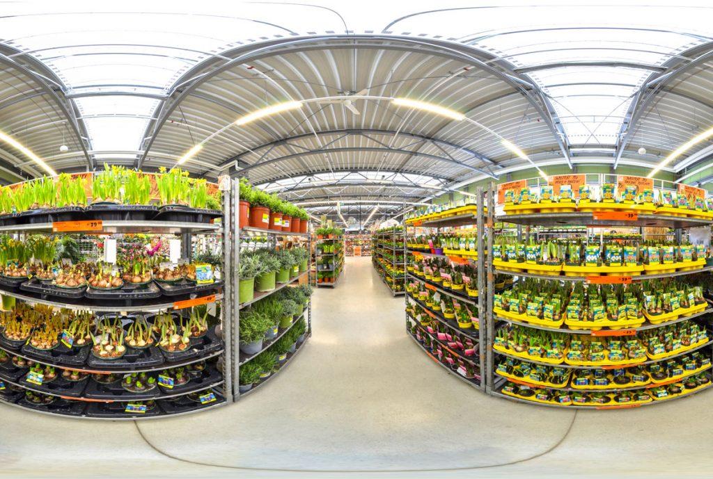 Hornbach záhradné centrum otvorené