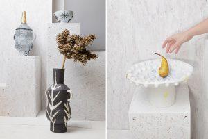 Linda Viková o jej láske k tvorbe udržateľnej keramiky, ktorá rozhodne nepatrí do vitrín