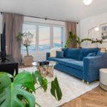 Extravagantná obývačka