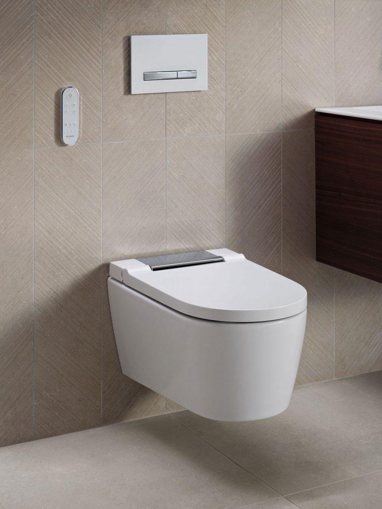 Sprchovacie WC Geberit AquaClean