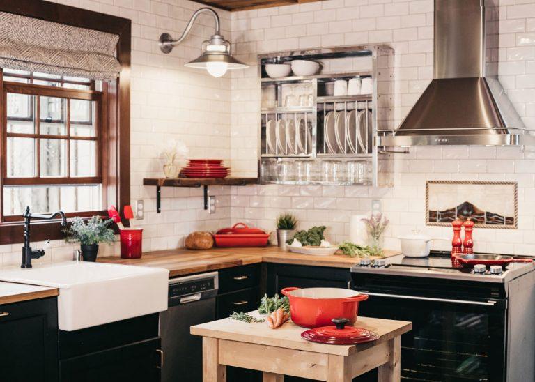 Prineste do svojej kuchyne štýl! Tu je 14 príkladov, ako by to mohlo vyzerať aj u vás