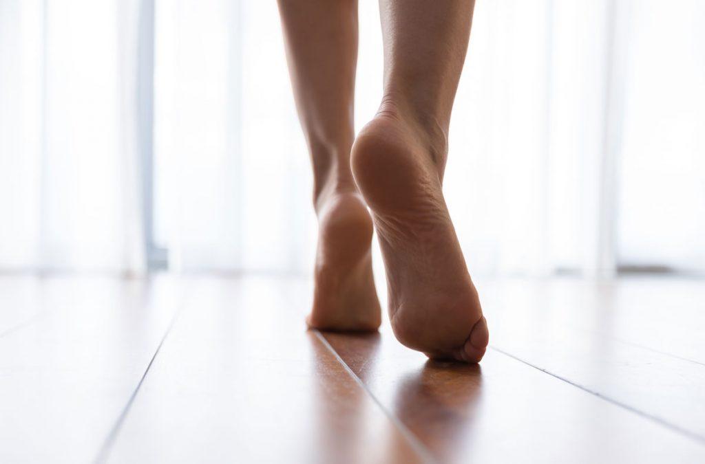 Pasívne chladenie podlahou