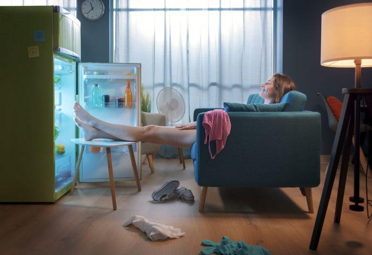 Pasívne chladenie stropom, podlahou či stenou je šetrné k peňaženke aj planéte