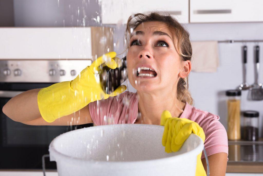 Poistenie nehnuteľnosti, vytopenie domácnosti