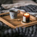 Servírovací podnos z dubového dreva