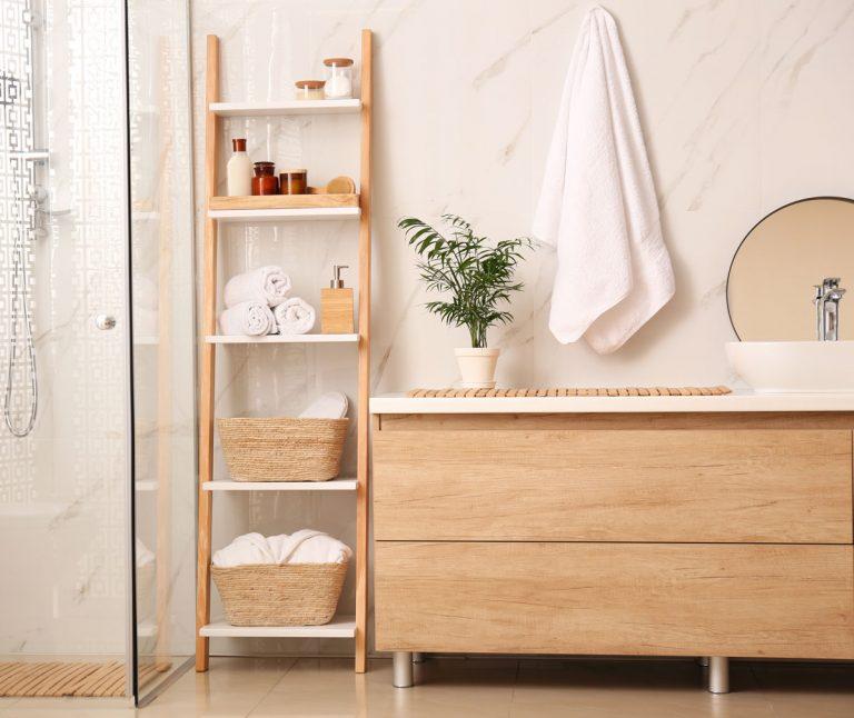 Tip-top kúpeľňa. Tipy, ako v nej mať prehľad a poriadok