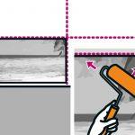 Ako nalepiť papierovú tapetu: nanesenie tapety na stenu