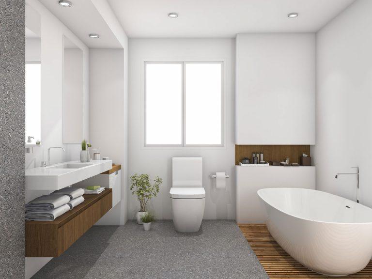 Ako zrekonštruovať kúpeľňu na modernejší a svetlejší priestor?