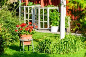 Trendy upcyklácia alebo 5 nápadov na záhradné aranžmány za pár drobných