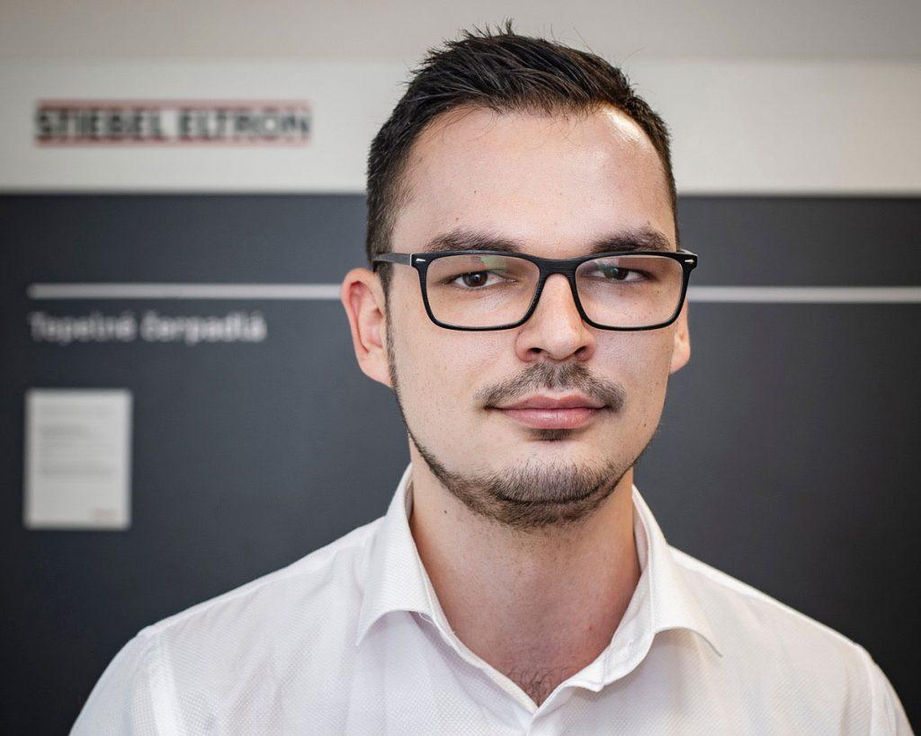 Michal Kaľavský zo spoločnosti STIEBEL ELTRON Slovakia, s.r.o.