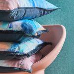 Narodeninová kolekcia Capsule farebné vankúše