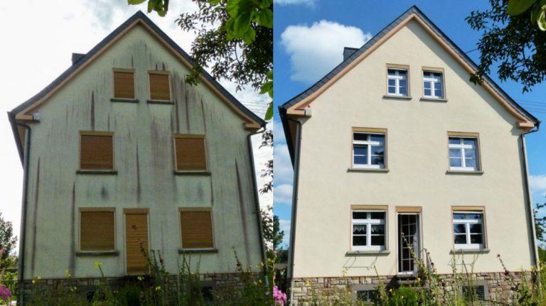 Viete, čo robiť, ak máte znečistenú fasádu domu? Zhrnuli sme všetko, čo potrebujete vedieť